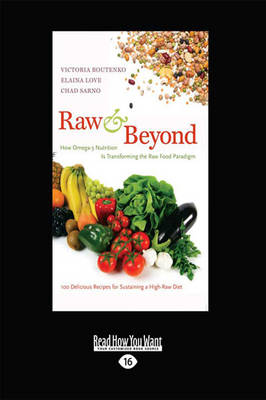 Raw and Beyond by Victoria Boutenko