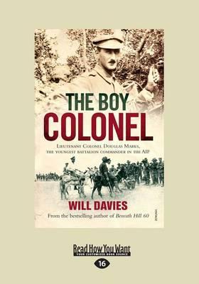 Boy Colonel book