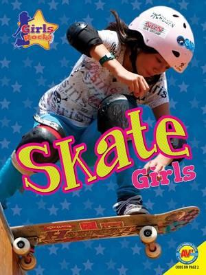 Skate Girls by Patty Segovia