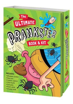 The Ultimate Prankster Book and Kit by