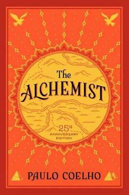 The Alchemist, 25th Anniversary by Paulo Coelho
