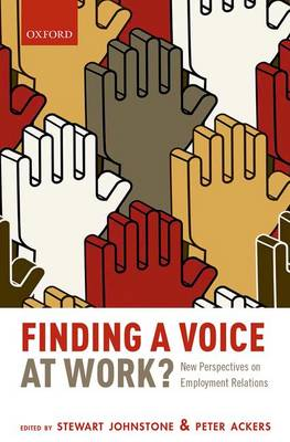 Finding a Voice at Work? book