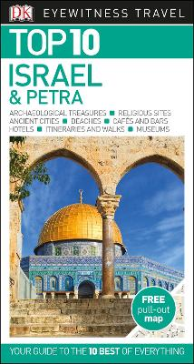 Top 10 Israel and Petra by DK