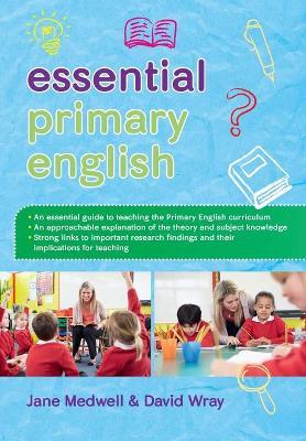 Essential Primary English book