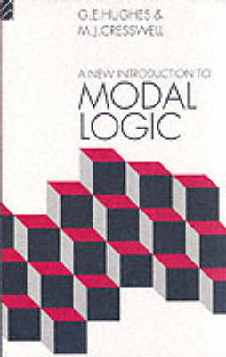 A New Introduction to Modal Logic by M. J. Cresswell