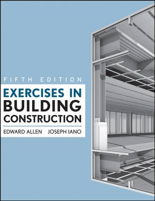 Exercises in Building Construction book