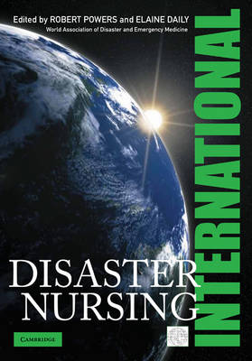 International Disaster Nursing by Robert Powers