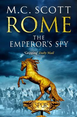 Rome: The Emperor's Spy book