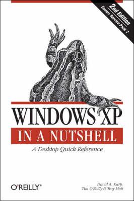 Windows XP in a Nutshell by David Karp