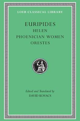 Helen WITH Phoenician Women AND Orestes by Euripides