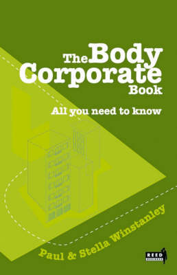 The Body Corporate Book by Paul Winstanley