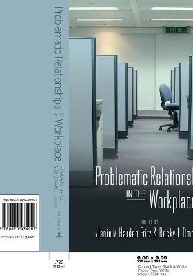 Problematic Relationships in the Workplace by Janie M. Harden Fritz