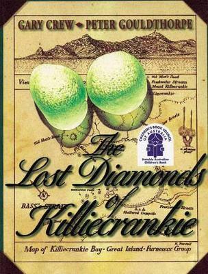 Lost Diamonds of Killiecrankie by Gary Crew