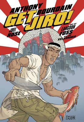 Get Jiro Blood & Sushi TP by Anthony Bourdain
