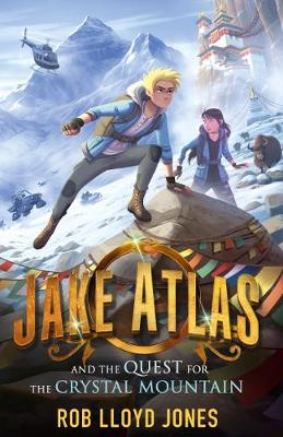 Jake Atlas and the Quest for the Crystal Mountain book