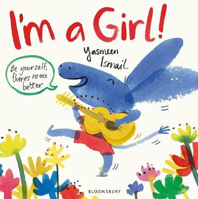 I'm a Girl! book