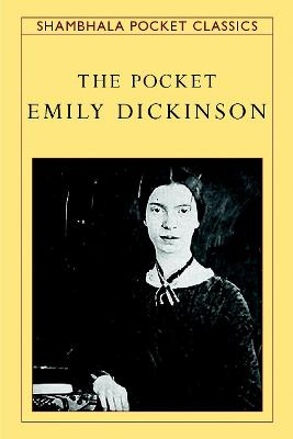 Pocket Emily Dickinson book