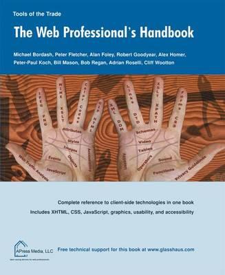 The Web Professional's Handbook by Michael Bordash