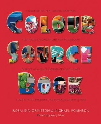 Colour Source Book by Michael Robinson