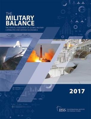 Military Balance 2017 book