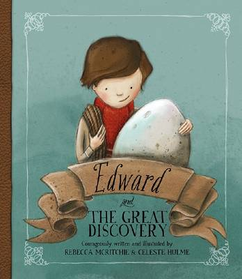 Edward and the Great Discovery by McRitchie,Rebecca