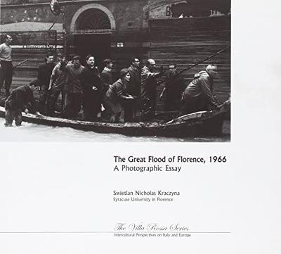 The Great Flood of Florence by Swietlan Nicholas Kraczyna