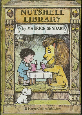 Nutshell Library by Maurice Sendak