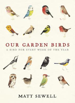 Our Garden Birds book