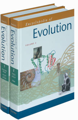 Encyclopedia of Evolution by Mark Pagel