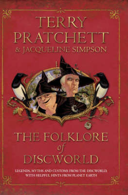 The The Folklore of Discworld by Terry Pratchett