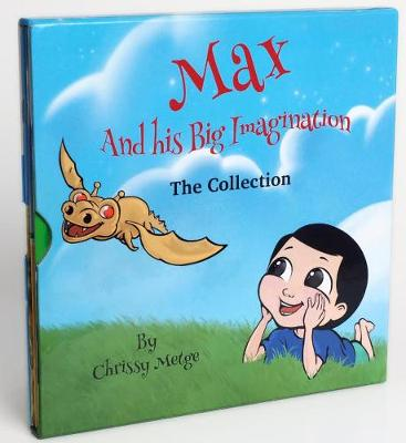 Max and his Big Imagination: The Collection book