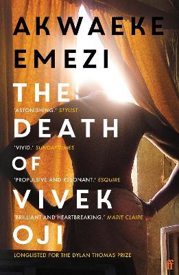 The Death of Vivek Oji book
