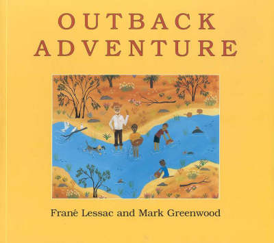 Outback Adventure by Lessac Greenwood
