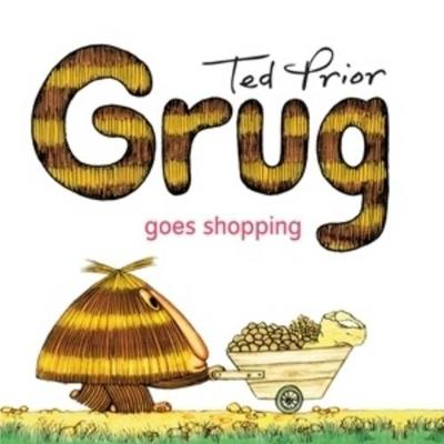 Grug Goes Shopping book