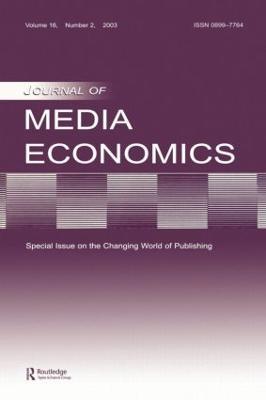 Changing World of Publishing book