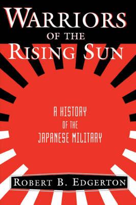 Warriors Of The Rising Sun book