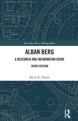 Alban Berg by Bryan R. Simms