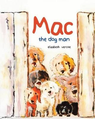 Mac the Dog Man book