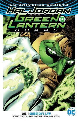 Hal Jordan & the Green Lantern Corps TP Vol 1 Sinestros Law (Rebirth) by Jimmy Palmiotti