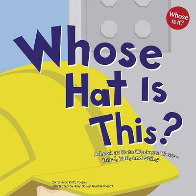 Whose Hat Is This? book