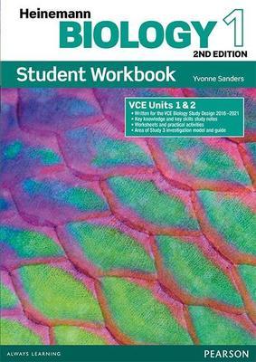 Heinemann Biology 1 Student Workbook by Yvonne Sanders