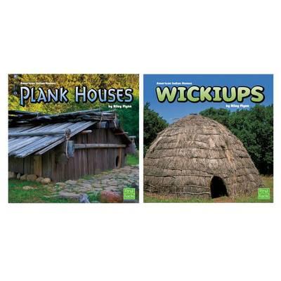 American Indian Homes by Riley Flynn