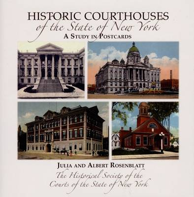 Historic Courthouses of the State of New York book