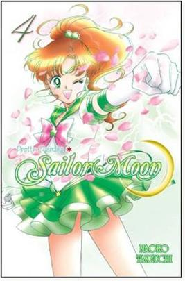 Sailor Moon Vol. 4 by Naoko Takeuchi