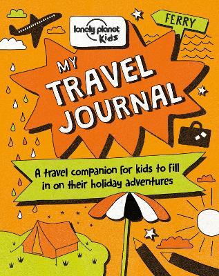 My Travel Journal book