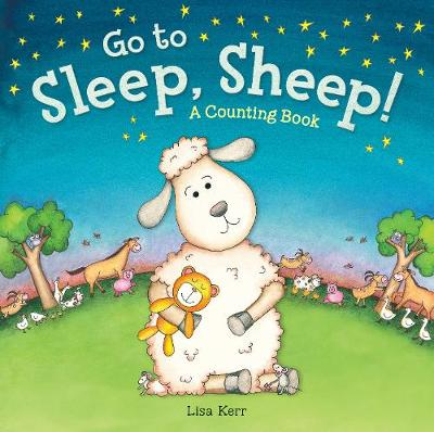 Go to Sleep, Sheep! book