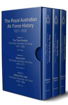 Royal Australian Air Force History - 1921-1996 by Dr. Chris Clark