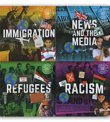 Topics Today 4 Book Set by Various