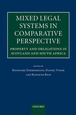 Mixed Legal Systems in Comparative Perspective by Reinhard Zimmermann