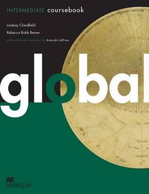 Global Intermediate Course Book book